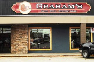 Graham's Boots, Work  & Western Wear