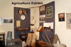 ag exhibit at BHM