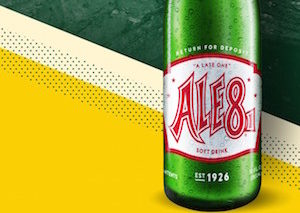 Ale-8: The Official Soda of the Red River Gorge